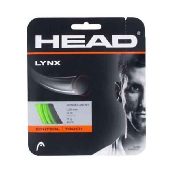 زه راکت تنیس هد مدل Lynx رنگ سبز