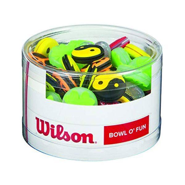ضربه گیر راکت تنیس برند ویلسون سری BOWL O FUN