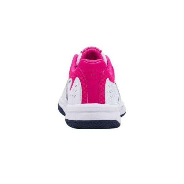 کفش تنیس و پدل اسیکس سفید مدل UPCOURT 3