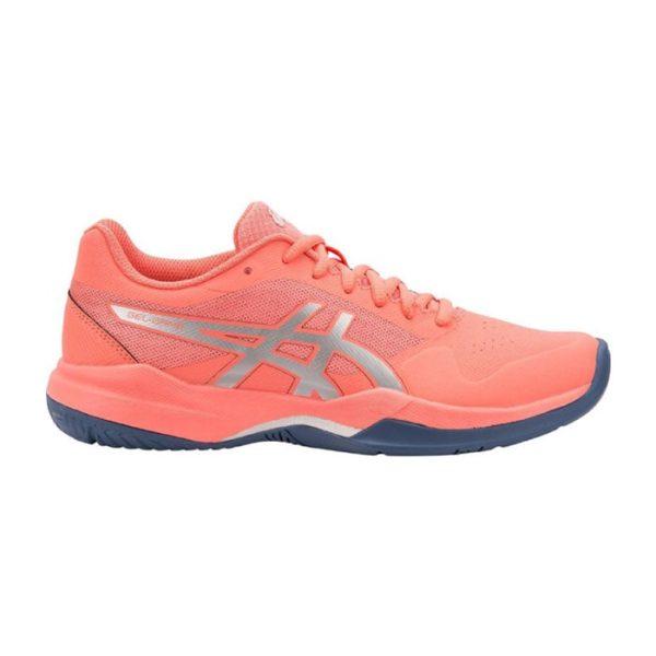 کفش پدل،کفش تنیس اسیکس صورتی مدل GEL-Game 7