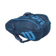 Ultra 15 Pack Wilson Tennis Bag blue