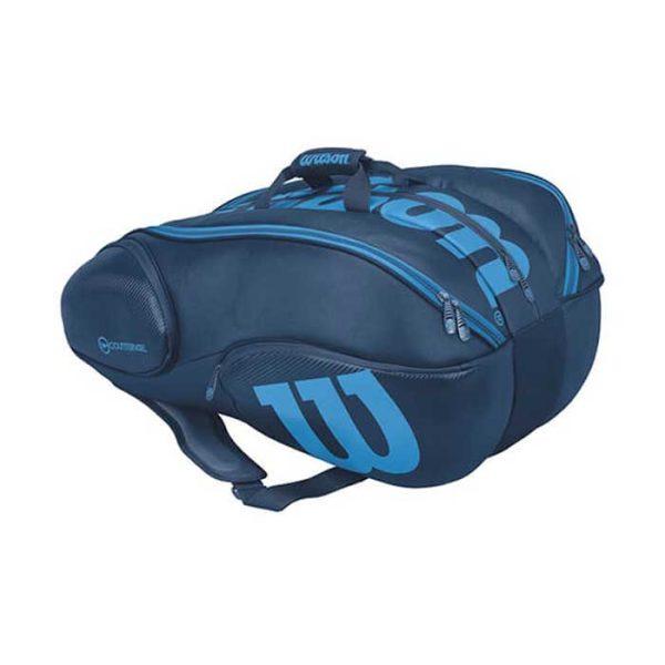 ساک تنیس ویلسون آبی Ultra 15 Pack
