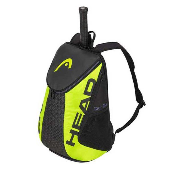 کوله تنیس هد مدل Tour Team Extreme Black/Yellow